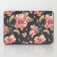 hibiscus iPad Cases featuring Hibiscus by 83 Oranges™