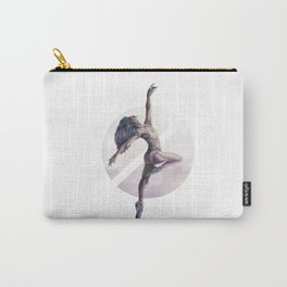 Aquarelle Ballerina 06 Carry-All Pouch