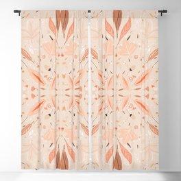 Fall pattern Blackout Curtain