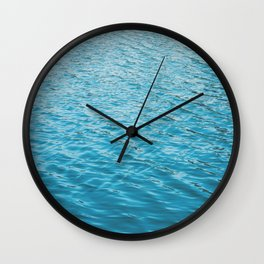 Echo Park Lake Wall Clock