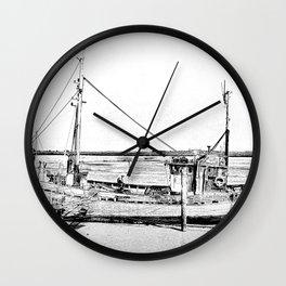 The Ranger Heybridge Art Wall Clock