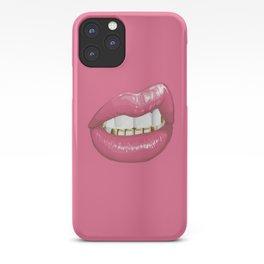 Grillz iPhone Case
