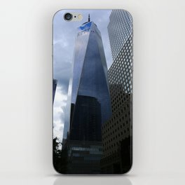 One World Trade Center View iPhone Skin