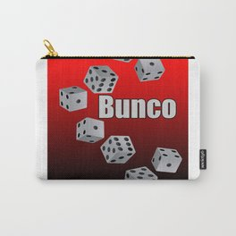 Bunco Carry-All Pouch