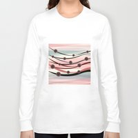 river Long Sleeve T-shirts featuring River by Julia Tomova