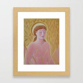Bodhisattva Aphrodite Framed Art Print