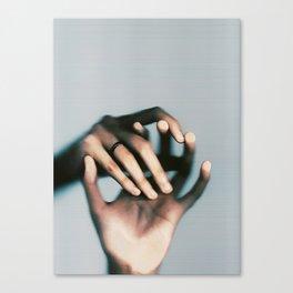 Be mine Canvas Print