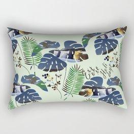 Exotic Holidays Rectangular Pillow