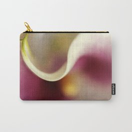 Calla Lily AbstractIII Carry-All Pouch