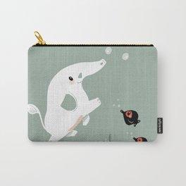 Ocean Elephant Carry-All Pouch