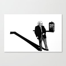 1rst Doctor... Canvas Print