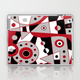 Abstract #953 Laptop & iPad Skin