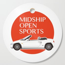 Midship Open Sports Cutting Board
