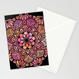 Mandala 10 Stationery Cards