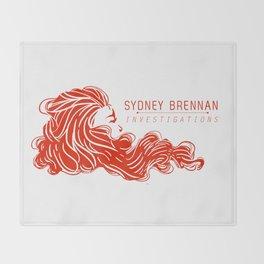 Sydney Brennan Investigations Throw Blanket