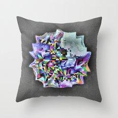 Pixelation  Throw Pillow