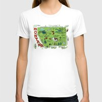 montana T-shirts featuring MONTANA by Christiane Engel