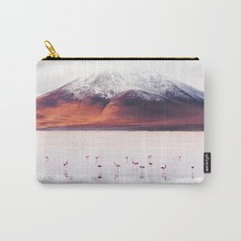 Bolivian Flamingos Carry-All Pouch
