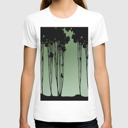 Forest Silhouette by Seasons K Designs T-shirt