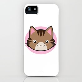 Love Cats: Maine Coon iPhone Case