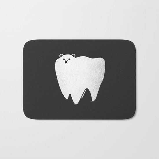 Molar Bear Bath Mat