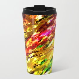 Multicolored 103 Travel Mug
