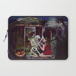 RARE LOVE, Halloween, Original art Laptop Sleeve