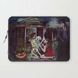 RARE LOVE, Halloween, Original art Laptop Sleeve
