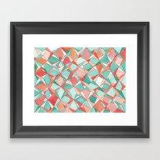 #22. LAUREN Framed Art Print