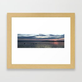 I Hope This Space Makes You Stronger Framed Art Print