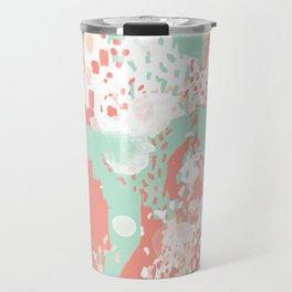 Anais - abstract minimal modern art print home office must have canvas wall art Travel Mug