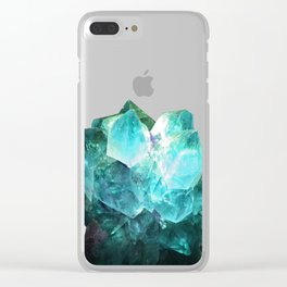 My Magic Crystal Story Clear iPhone Case