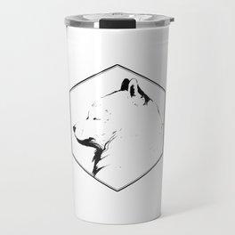 Canine Republic : Samoyed Travel Mug
