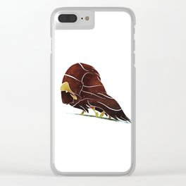 Musk Ox Clear iPhone Case