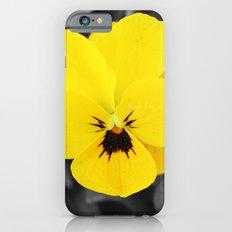 Yellow Flower iPhone 6s Slim Case