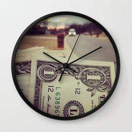 Ice cream truck Wall Clock