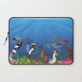 Free Eternal Summer Pony All together Laptop Sleeve