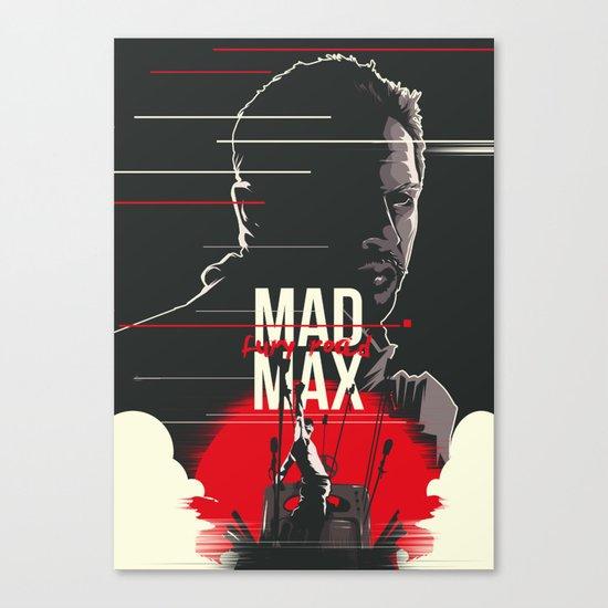 Mad Max - fury road Canvas Print