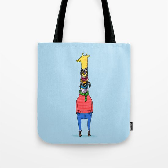 Scarf Lover Tote Bag