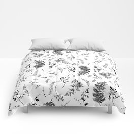 FERN PRINT Comforters