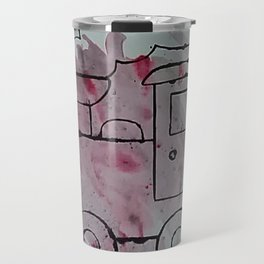 Blood train Travel Mug