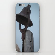 Old Bell iPhone & iPod Skin