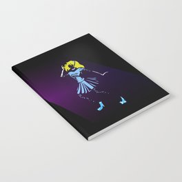 Glass Slipper Notebook