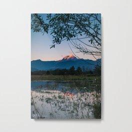 Mount Garibaldi Metal Print