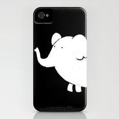 White Elephant  iPhone (4, 4s) Slim Case