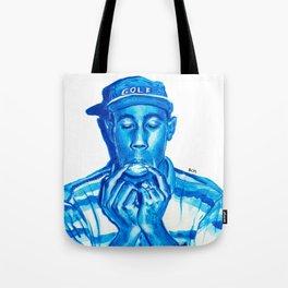 Tyler blue Tote Bag