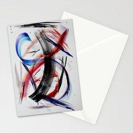 Acryl-Abstrakt 33 Stationery Cards