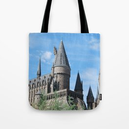 Hogwarts School of Witchcraft and Wizardry Tote Bag