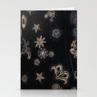 constellations Stationery Cards featuring Constellations  by dreamshade