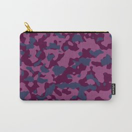Berry Pretty Camouflage Carry-All Pouch